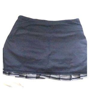 Lululemon Pacesketter Skirt - Size 4